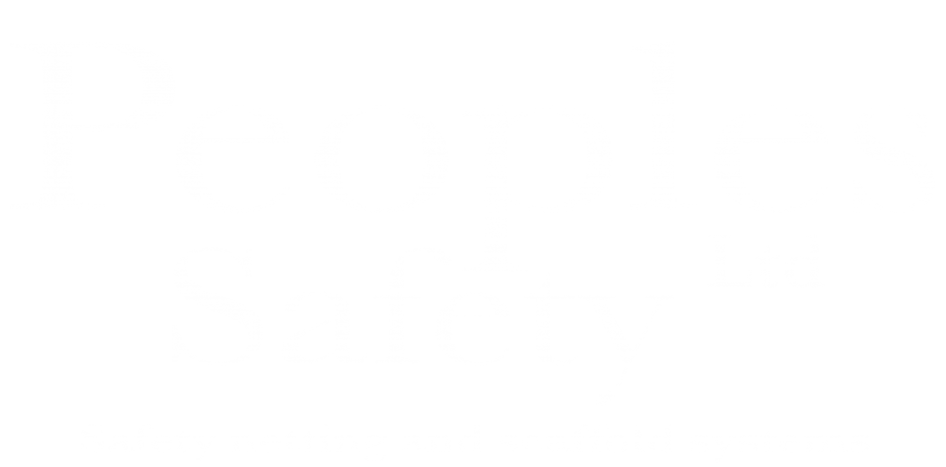 Peoples Safety: High-quality safety systems